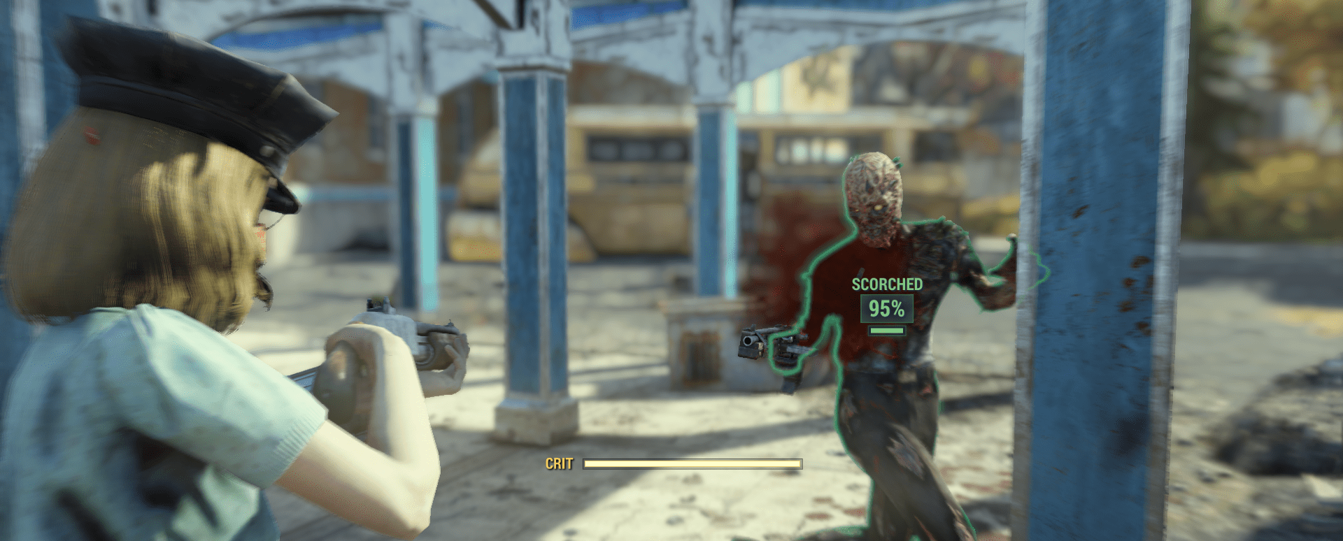 Fallout 76 VATS System | Bethesda